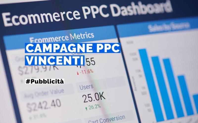 campagne pubblicità ppc